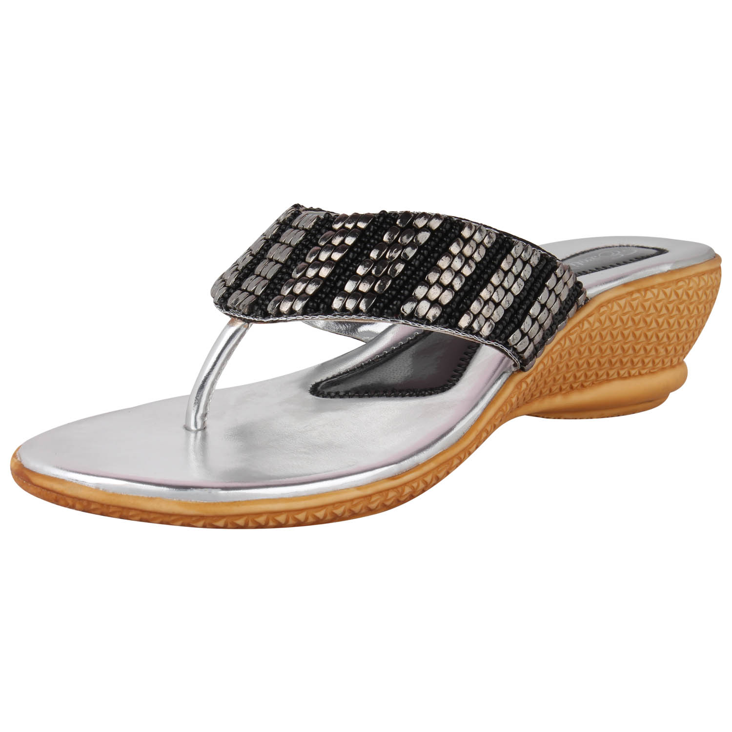 Exotique Women Silver  Wedges - EL0015SI