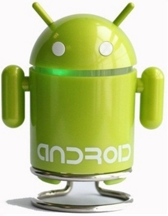 Android Speaker With Fm Usb And Card Slot With Light Effects
