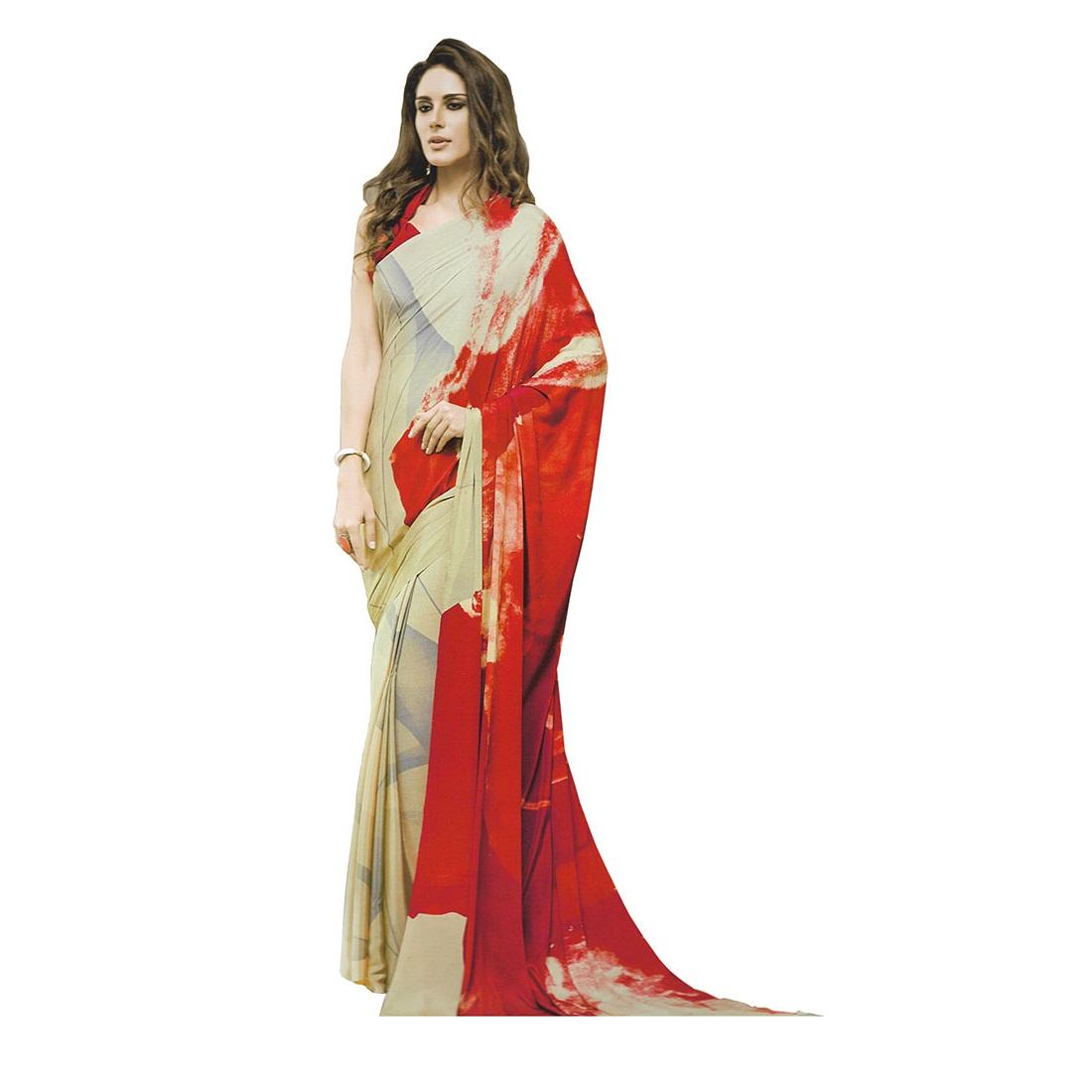 Designer Saree 8002