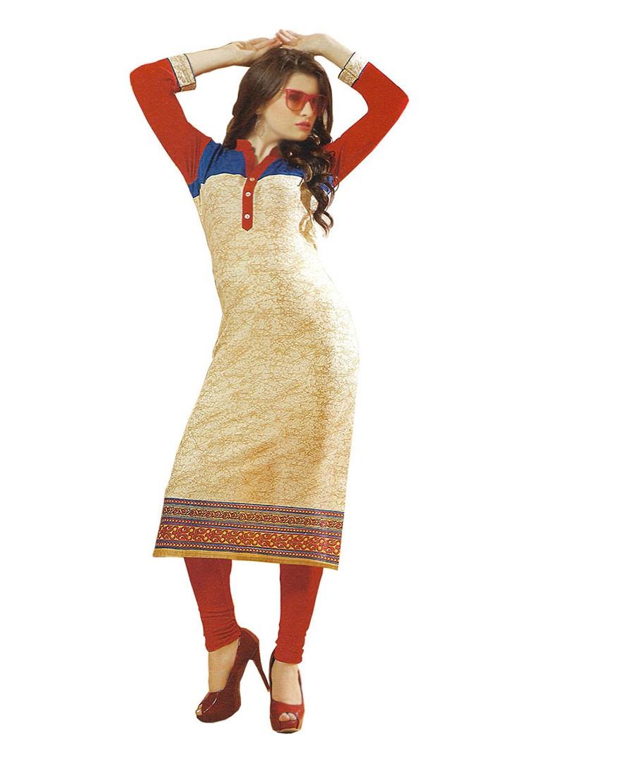 shanums designer cotton kurti - SDC1000M2
