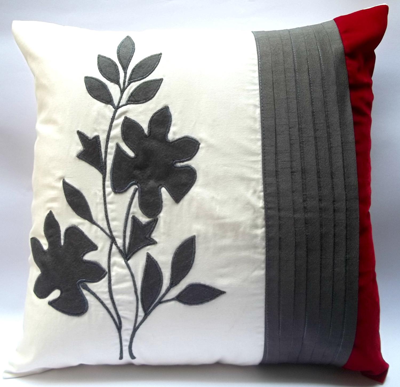 semi silk velvet cushion cover
