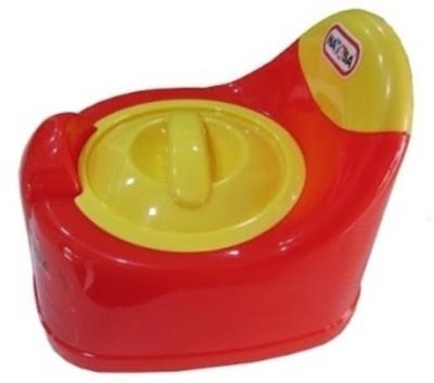 Nayasa Baby Potty Pot Red