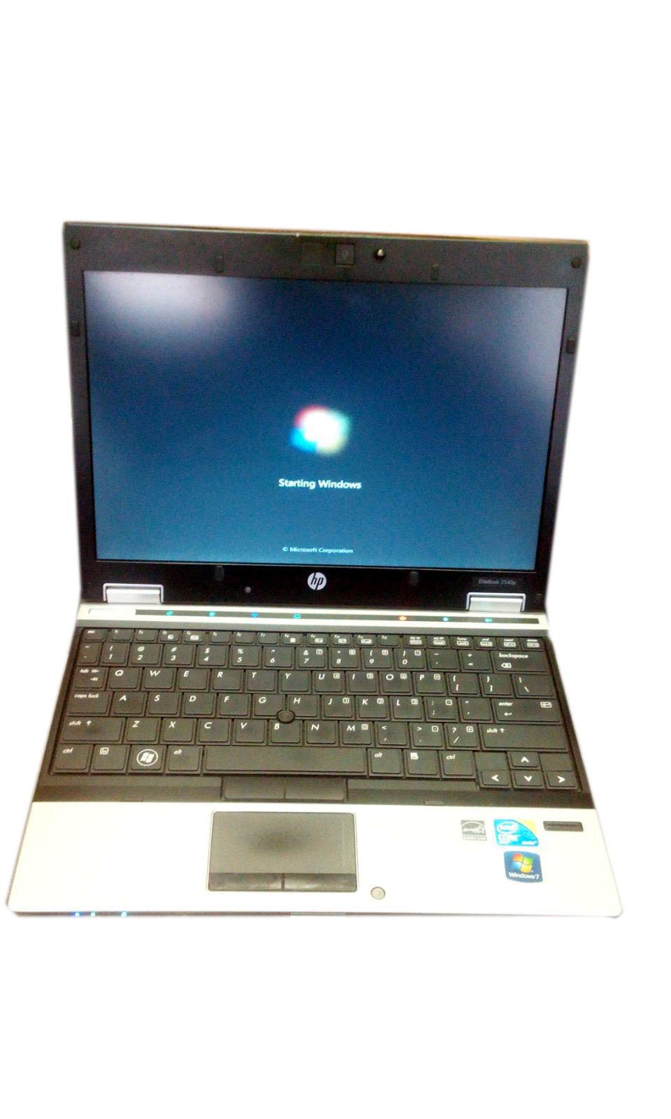 Used HP Elitebook 2540p i7 Processor