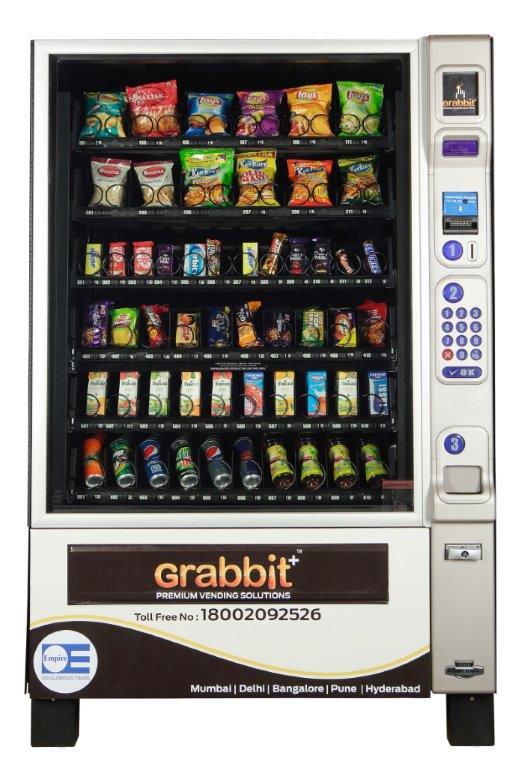 Snacks & Beverage's Vending Machine
