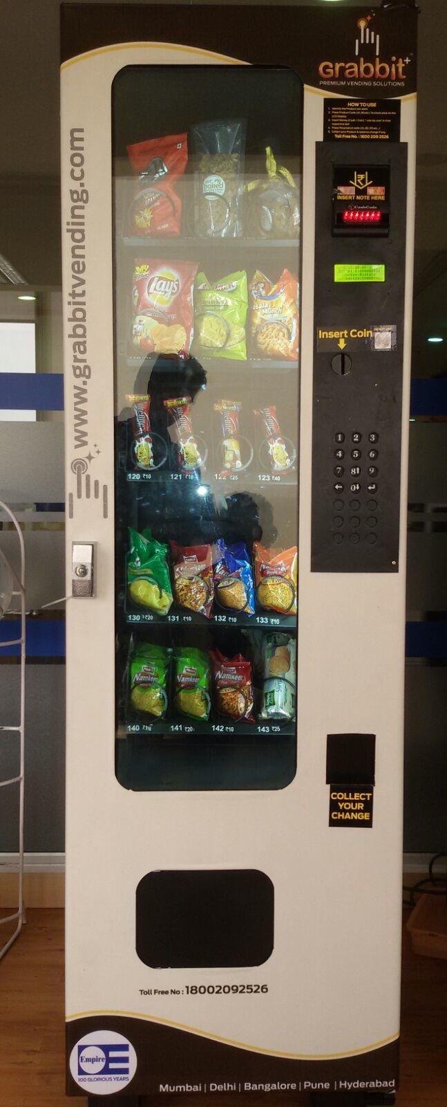 Add On Vending Machines