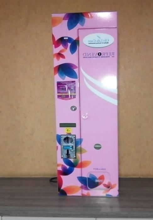 Sanitary Pad Vending machines