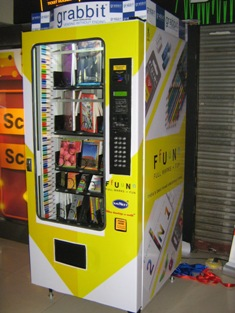 Stationary Vending Machine