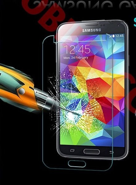 TEMPERED GLASS FOR GALAXY S4