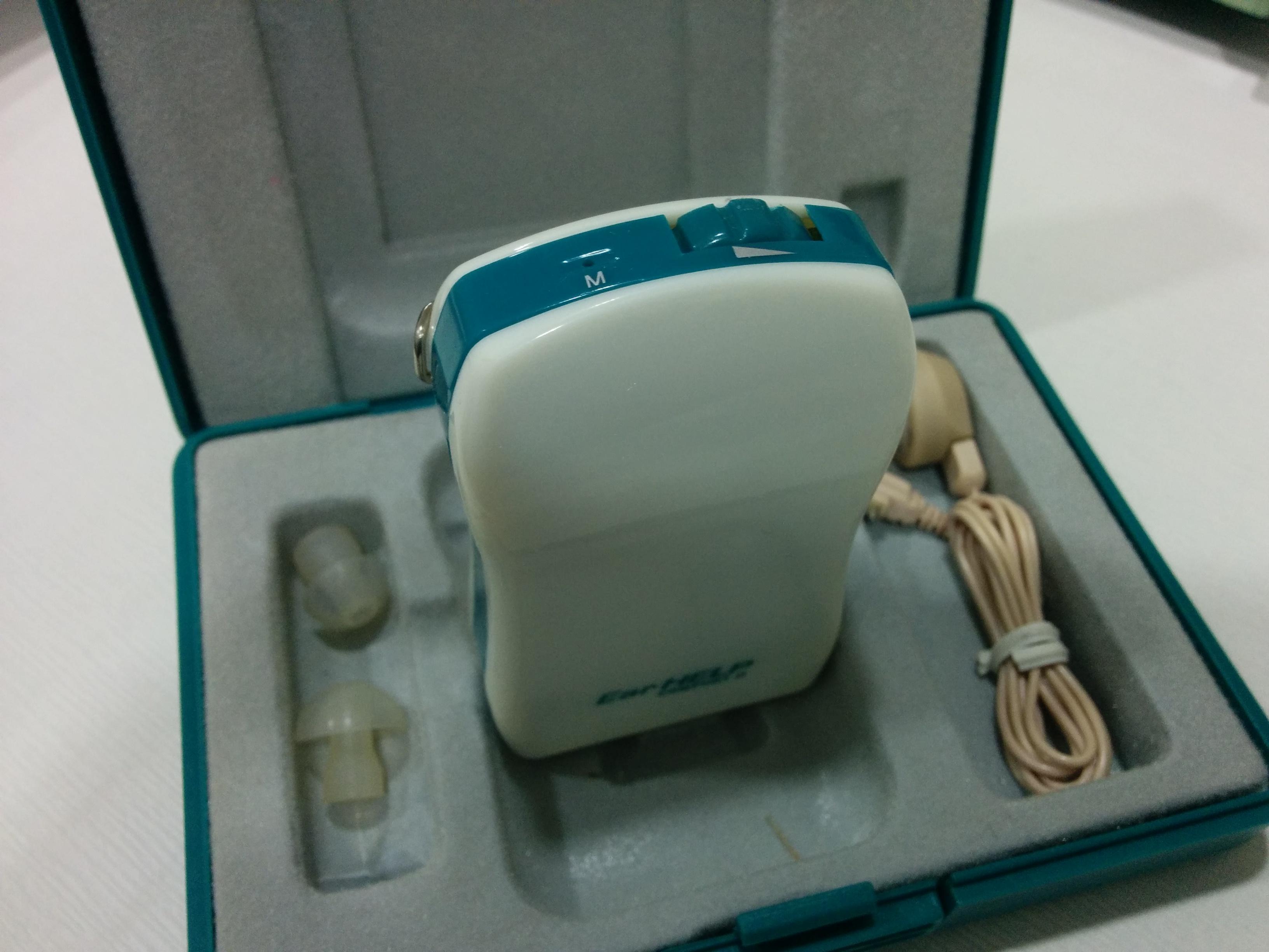 EH Comfort II - Body Worn Hearing Aid