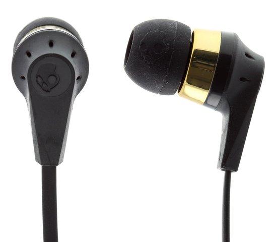 Skull candy ink'd earphone Black/Gold
