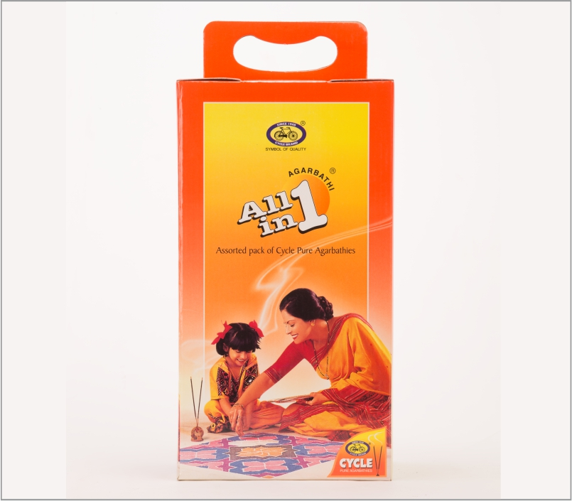 Cycle  All In One Incense Sticks