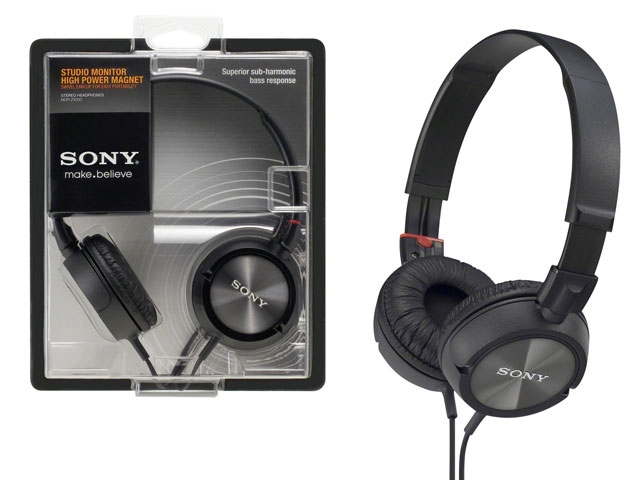 Sony MDR ZX300 Sound Monitoring Headphones