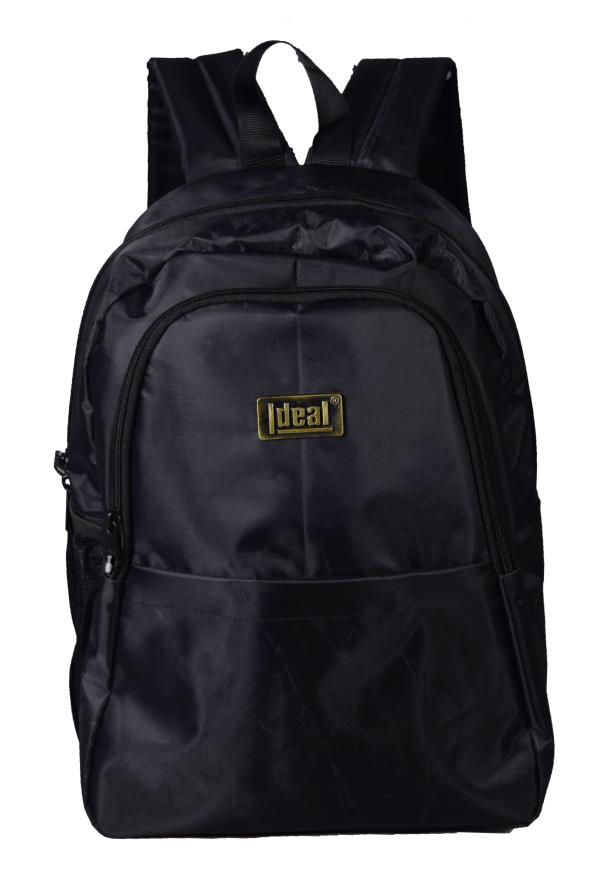 Ideal® Easy 20 Litres Black School/Office Backpack