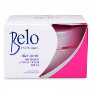 Belo Essentials Day Cover Whitening Vitamin Cream (50g)