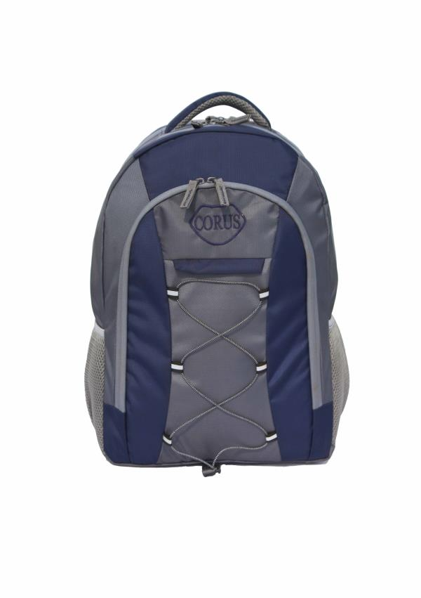 Laptop Backpack NevyGrey